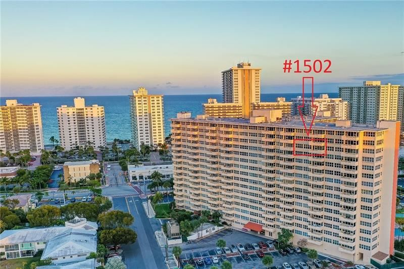 Photo of 3300 NE 36th St #1502, Fort Lauderdale, FL 33308 (MLS # F10278820)