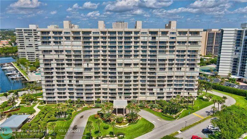 4301 N Ocean Blvd #1506, Boca Raton, FL 33431 - #: F10283820