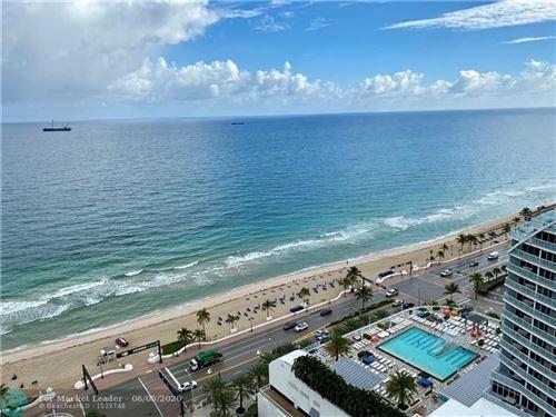 Foto de inmueble con direccion 505 N Fort Lauderdale Beach Blvd #2507 Fort Lauderdale FL 33304 con MLS F10206821