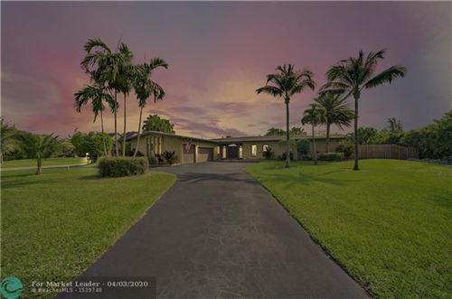 Photo of 2080 NW 118th Ave, Plantation, FL 33323 (MLS # F10220821)