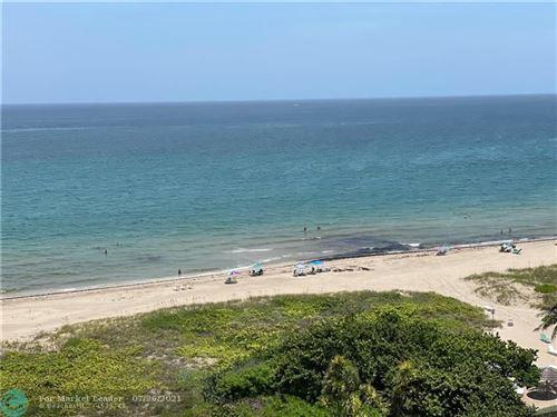 Photo of 1900 S Ocean Blvd #10C, Lauderdale By The Sea, FL 33062 (MLS # F10293821)
