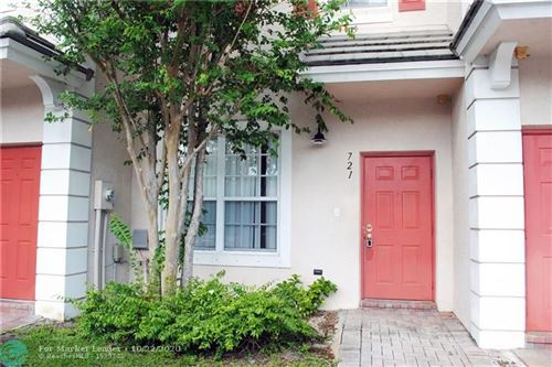 Photo of 721 NW 42nd Ave, Plantation, FL 33317 (MLS # F10253822)