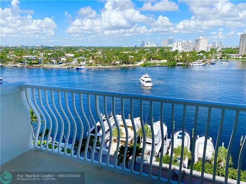 Photo of 1 Las Olas Circle #905, Fort Lauderdale, FL 33316 (MLS # F10236822)