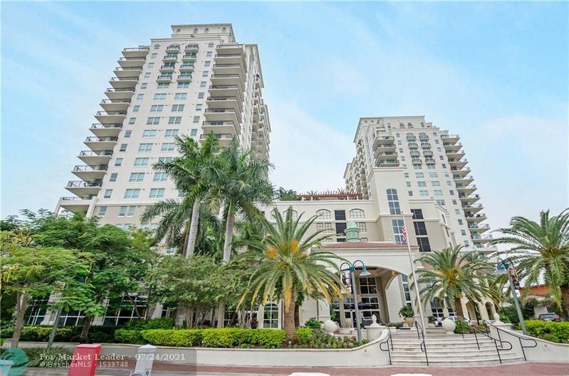 610 W Las Olas Blvd #1221N, Fort Lauderdale, FL 33312 - #: F10293822