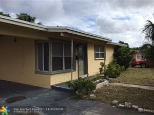 Photo of 1107 NW 14th St, Fort Lauderdale, FL 33311 (MLS # F10151823)