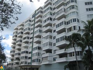 Photo of 333 Sunset Dr #504, Fort Lauderdale, FL 33301 (MLS # F10178823)