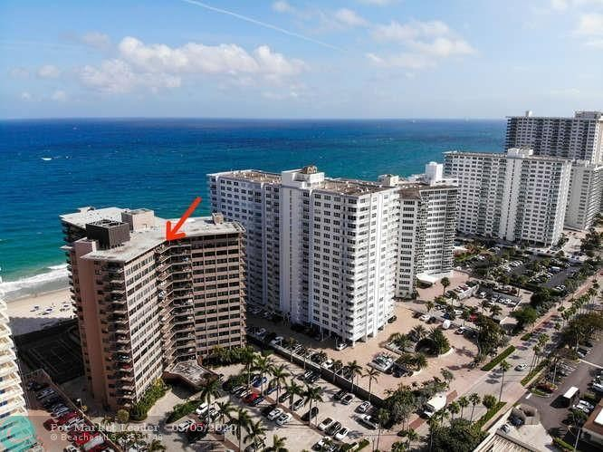 Photo of 3800 Galt Ocean Dr #PH 7, Fort Lauderdale, FL 33308 (MLS # F10218823)