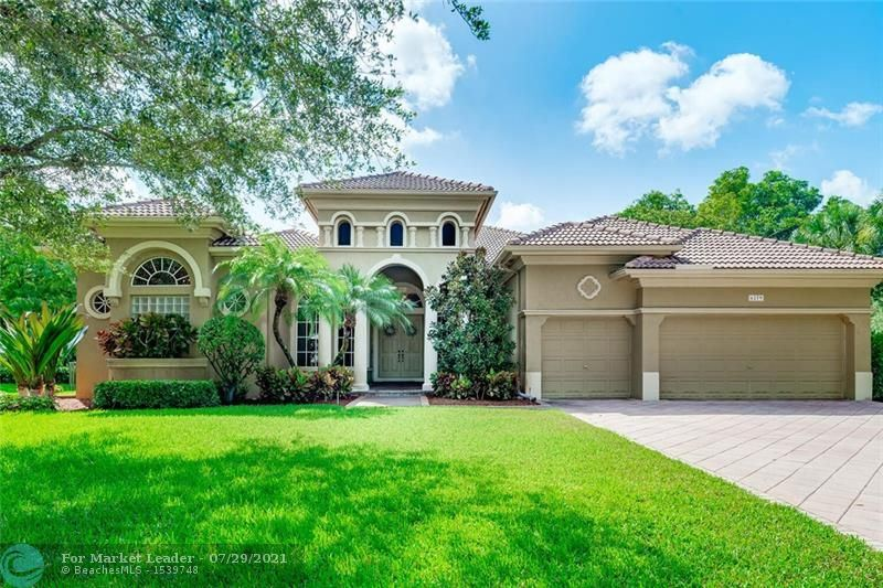 Photo of 6279 NW 92nd Ave, Parkland, FL 33067 (MLS # F10293823)