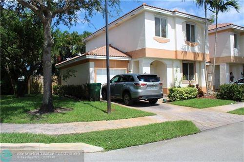 Photo of 6500 Hidden Cove Dr #1-3, Davie, FL 33314 (MLS # F10235825)