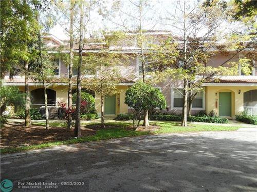 Foto de inmueble con direccion 6958 W Sample Rd #6958 Coral Springs FL 33067 con MLS F10244825