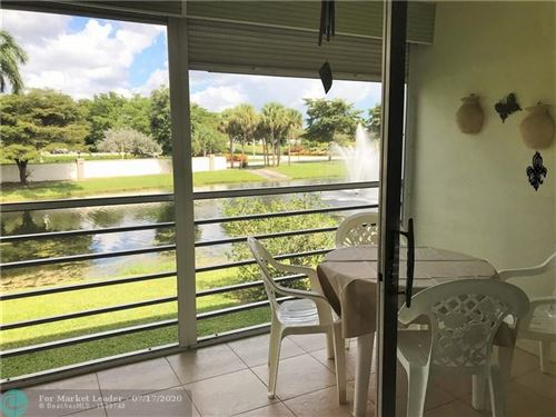 Photo of 2501 Antigua Terrace #C-2, Coconut Creek, FL 33066 (MLS # F10238826)