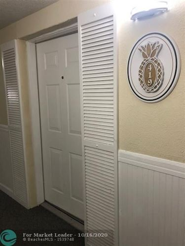 Foto de inmueble con direccion 1515 E Broward Blvd #419 Fort Lauderdale FL 33301 con MLS F10253826