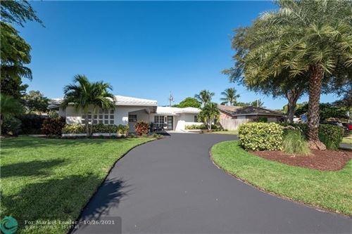 Photo of 2083 NE 54th Ct, Fort Lauderdale, FL 33308 (MLS # F10298826)