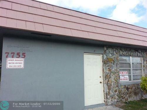 Foto de inmueble con direccion 7755 SW 10th Street North Lauderdale FL 33068 con MLS F10237827