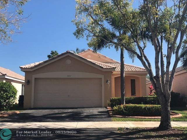 4437 Mahogany Ridge Dr, Weston, FL 33331 - #: F10230827