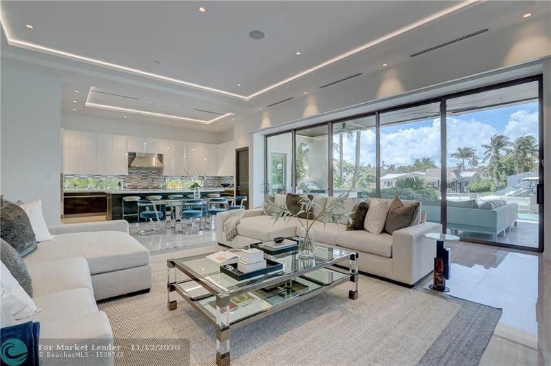 Photo of 519 Solar Isle Drive, Fort Lauderdale, FL 33301 (MLS # F10257827)