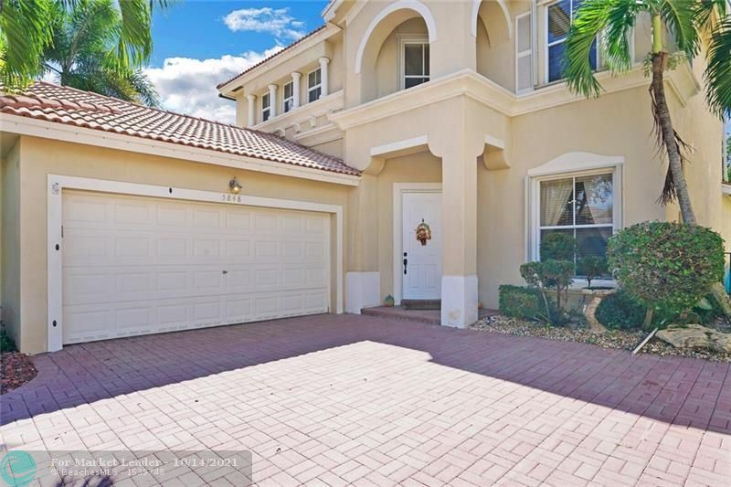 Photo of 5848 NW 121st Ave, Coral Springs, FL 33076 (MLS # F10303827)