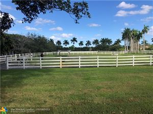 Photo of Listing MLS f10196828 in 5401 HOLATEE TRL Southwest Ranches FL 33330