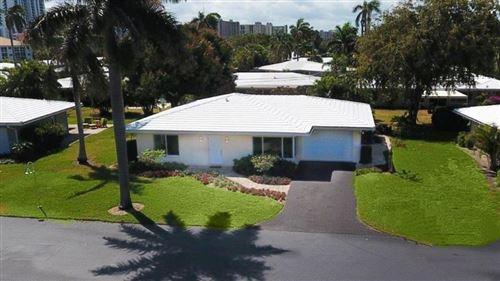 Photo of 1431 S Ocean Blvd Villa 46, Lauderdale By The Sea, FL 33062 (MLS # F10246828)