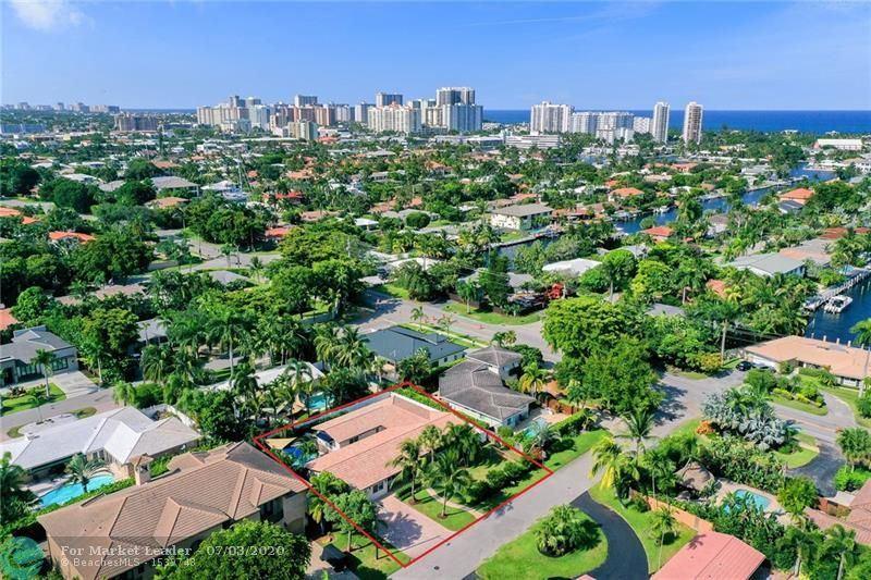 Photo of 2725 NE 25th Ct, Fort Lauderdale, FL 33305 (MLS # F10236828)