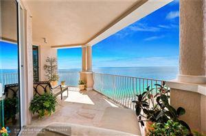Photo of 1460 S ocean blvd #1503, Lauderdale By The Sea, FL 33062 (MLS # F10171829)