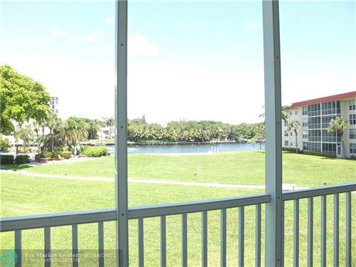 Photo of 3150 NE 48th Ct #204, Lighthouse Point, FL 33064 (MLS # F10292829)