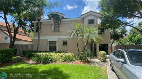 Photo of 10660 NW 17th Place, Plantation, FL 33322 (MLS # F10236830)