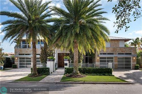 Photo of 2708 NE 16th St, Fort Lauderdale, FL 33304 (MLS # F10217831)