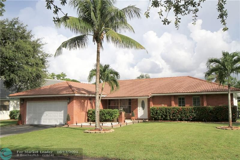 12126 NW 33rd St, Coral Springs, FL 33065 - #: F10293831
