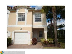 Photo of 11645 NW 47th Dr #11645, Coral Springs, FL 33076 (MLS # F10141833)