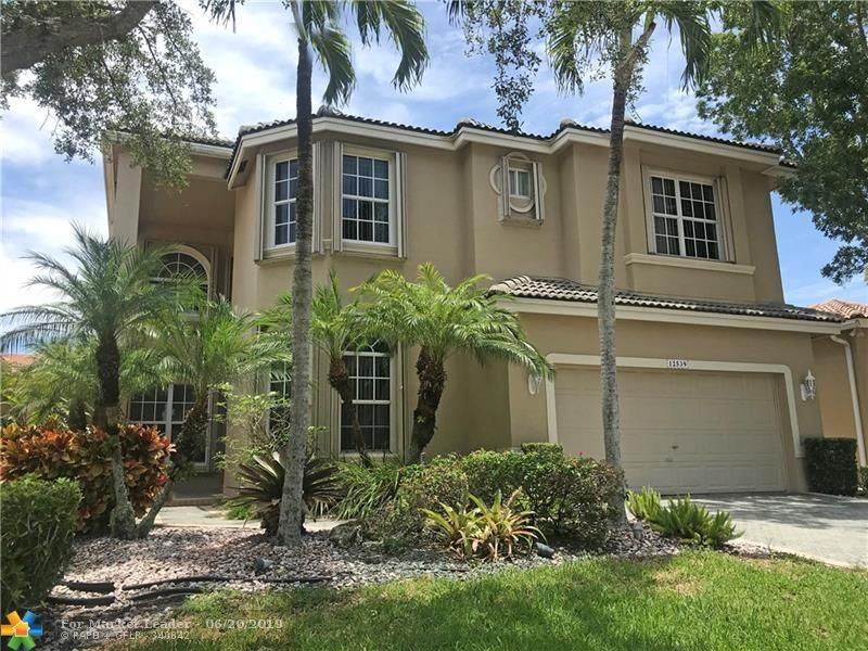 Photo for 12539 NW 58TH MNR, Coral Springs, FL 33076 (MLS # F10179833)
