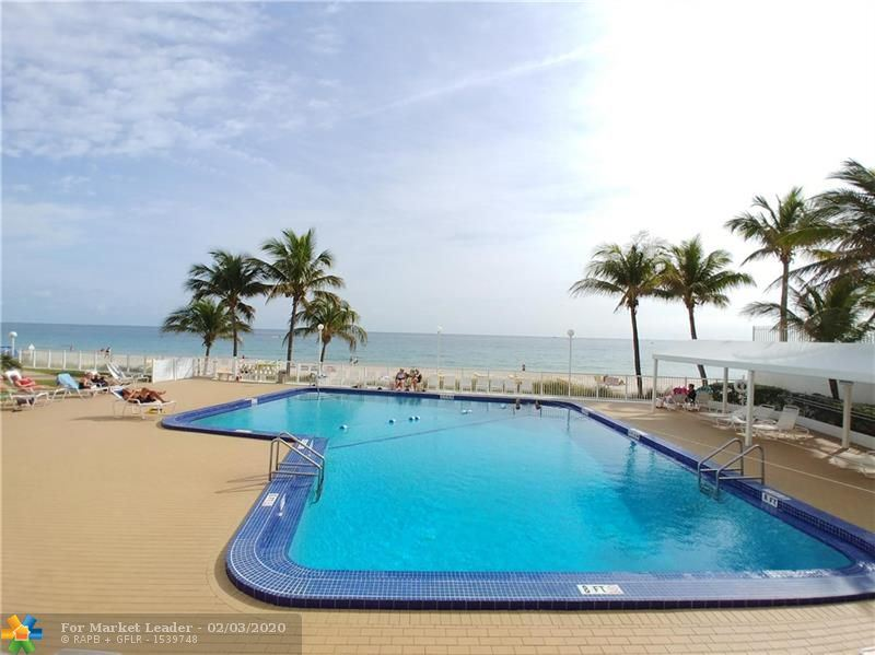 Photo of 4010 Galt Ocean Dr #1508, Fort Lauderdale, FL 33308 (MLS # F10214833)