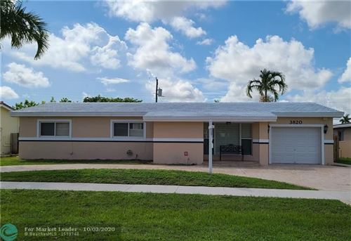 Photo of Listing MLS f10241834 in 3820 Hayes St Hollywood FL 33021