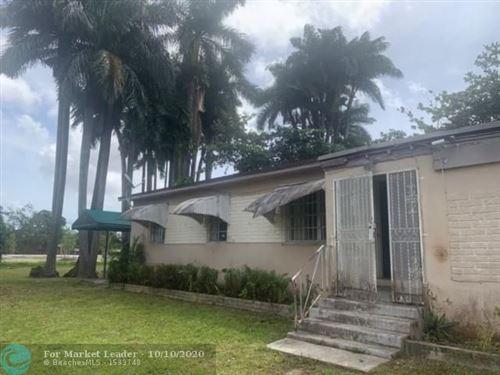 Photo of 2260 NW 117th St, Miami, FL 33167 (MLS # F10252834)