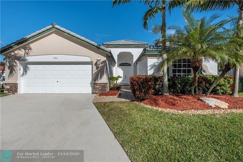Photo of 1588 Elm Grove Rd, Weston, FL 33327 (MLS # F10260834)