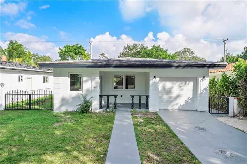 1419 S Red Rd., Coral Gables, FL 33144 - #: F10273834