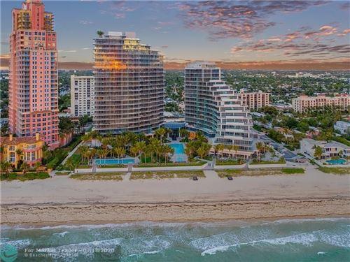Photo of 2200 N OCEAN BLVD #S802, Fort Lauderdale, FL 33305 (MLS # F10235836)