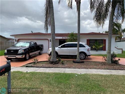 Photo of 8750 NW 7th Ct, Pembroke Pines, FL 33024 (MLS # F10236836)