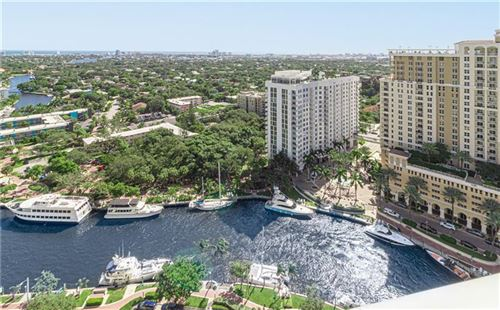 Photo of 347 N New River Dr #2701, Fort Lauderdale, FL 33301 (MLS # F10255836)