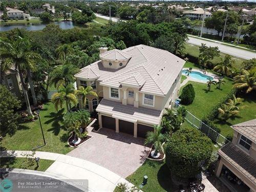 Photo of 1593 SW 167th Ave, Pembroke Pines, FL 33027 (MLS # F10299836)