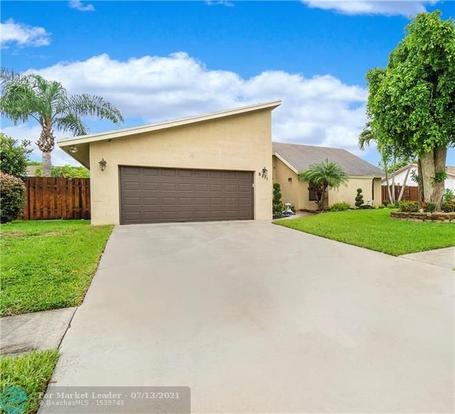 Photo of 5311 NW 32nd Ct, Margate, FL 33063 (MLS # F10291836)