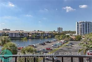 Tiny photo for 200 Leslie Dr #418, Hallandale Beach, FL 33009 (MLS # F10294837)