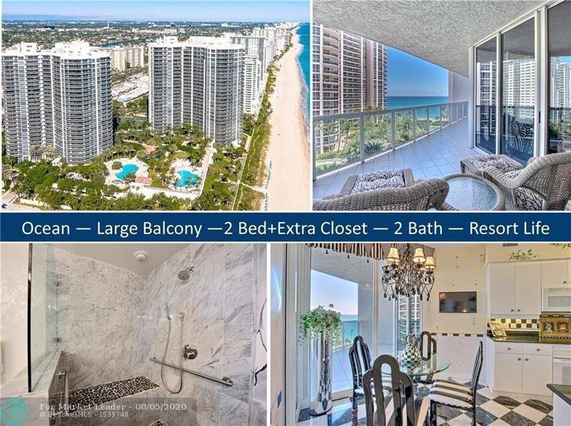 Photo of 3100 N Ocean Blvd #905, Fort Lauderdale, FL 33308 (MLS # F10202837)