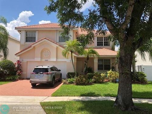 Photo of 16418 SW 1st St, Pembroke Pines, FL 33027 (MLS # F10220838)