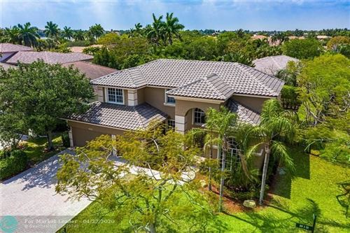 Photo of 11865 NW 3rd Drive, Coral Springs, FL 33071 (MLS # F10225838)