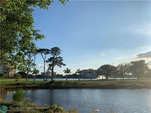 Photo of 2813 N Course Dr #201, Pompano Beach, FL 33069 (MLS # F10250839)