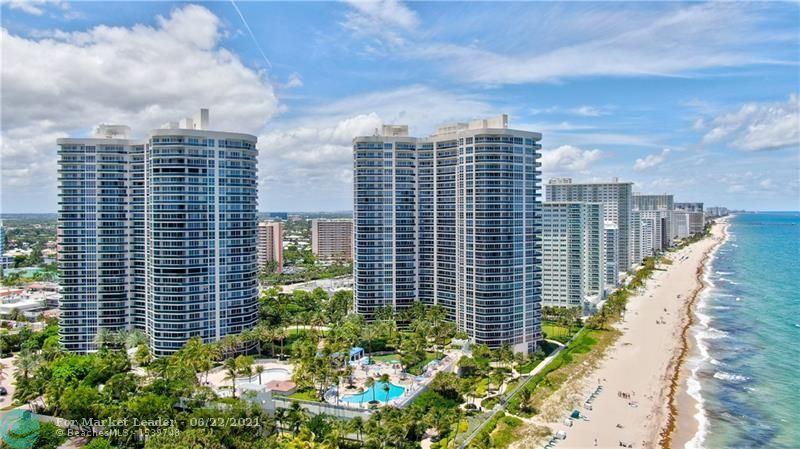 Photo of 3200 N Ocean Blvd #801, Fort Lauderdale, FL 33308 (MLS # F10183839)