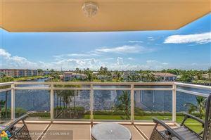 Photo of 1160 Hillsboro Mile #305, Hillsboro Beach, FL 33062 (MLS # F10147840)