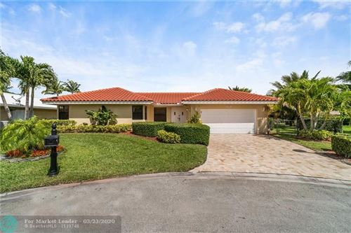 Photo of 6581 NW 52nd St, Coral Springs, FL 33067 (MLS # F10222840)