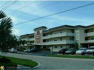 Photo of 4200 CRYSTAL LAKE DR #104, Deerfield Beach, FL 33064 (MLS # F10143841)